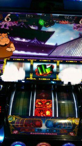 バジリスク絆1セット目から駿府城背景+完全勝利もしてまたまたエンディング(笑)バジリスク絆簡単やなぁー