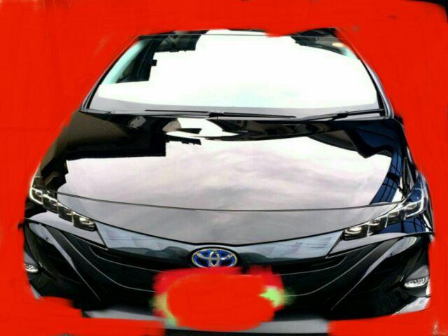 遂に新型プリウスPHV「黒色」が納車♪